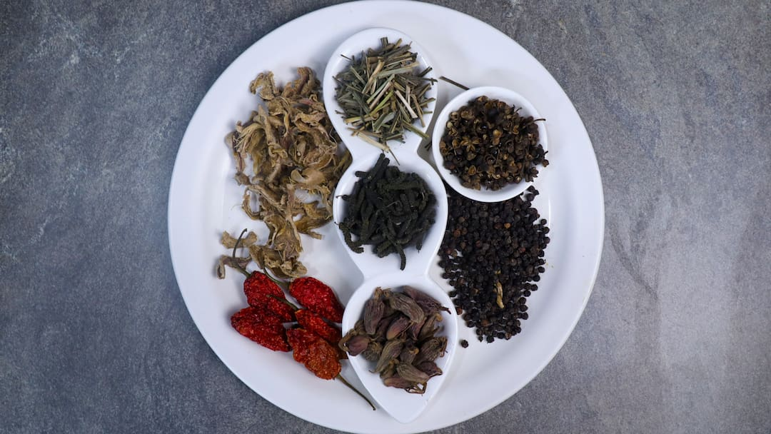 Meghalaya Herbs and Spices