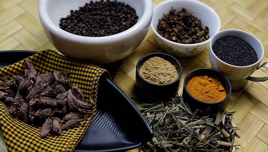 Zizira Herbs and Spices