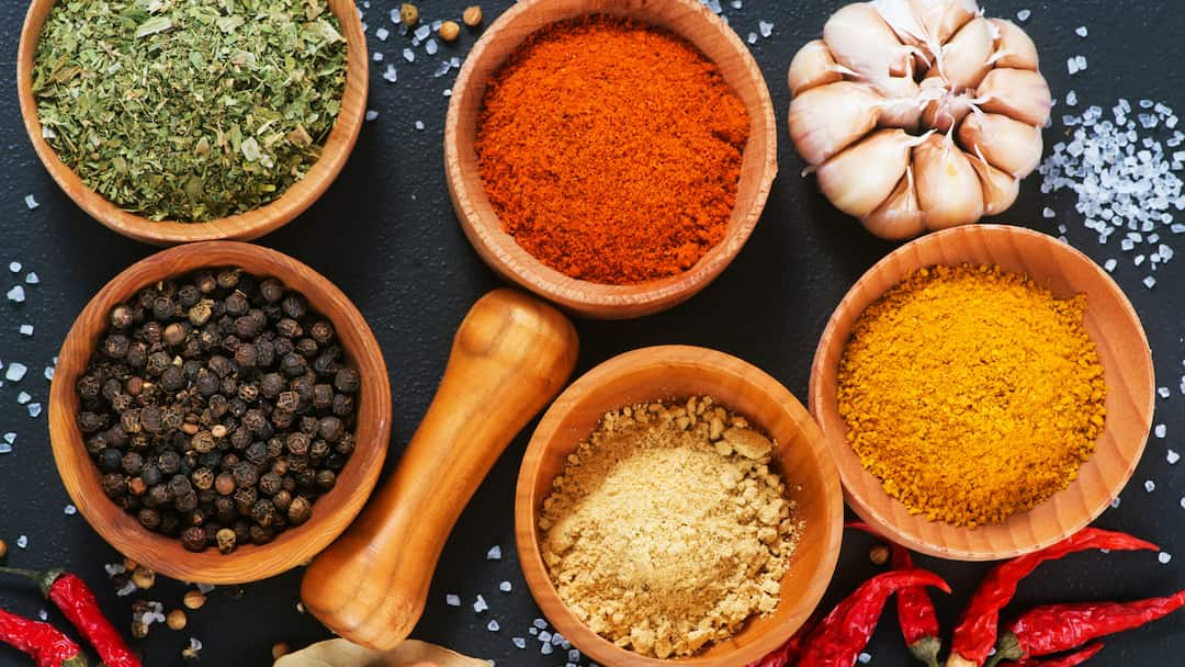 pure herbs and spices