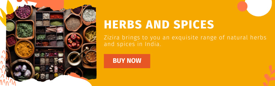 buy herbs and spices in India