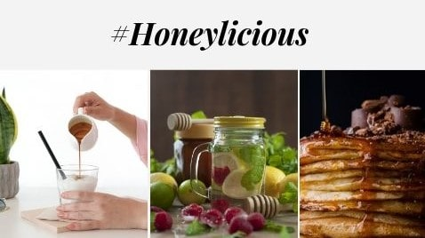 honeylicious food