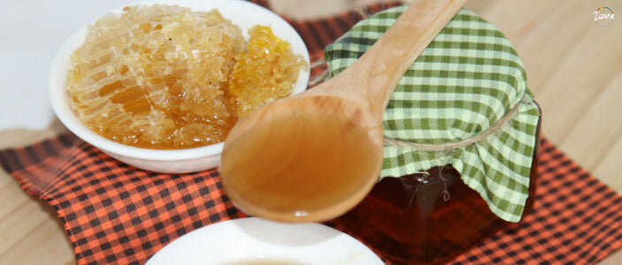 Raw Honey - Natural Home Remedy