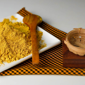Lakadong Ker - golden milk with high curcumin Lakadong turmeric, medicinal ginger and more