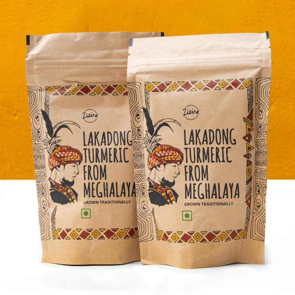 Lakadong turmeric 150g and 300g