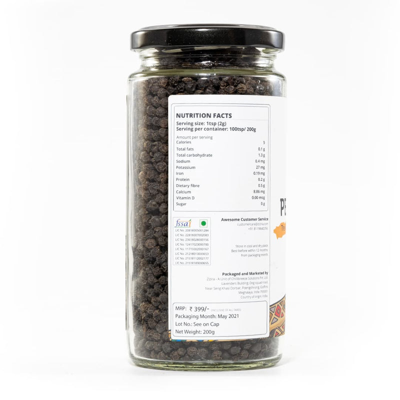 Zizira Black Pepper
