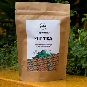 Ing Makhir Fit Tea from Meghalaya