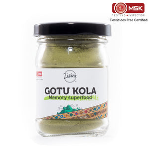 Gotu Kola herbal powder