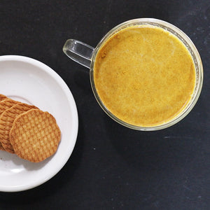 Lakadong Latte - Turmeric Golden Milk from Meghalaya | 50g