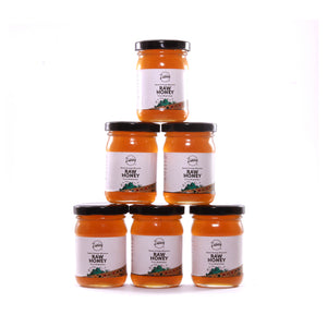 100% pure honey from Meghalaya -Zizira Sweet orange blossom honey