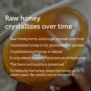 Raw-honey-crystallization