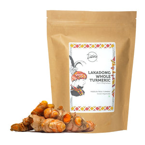 Zizira Lakadong turmeric whole haldi - high curcumin