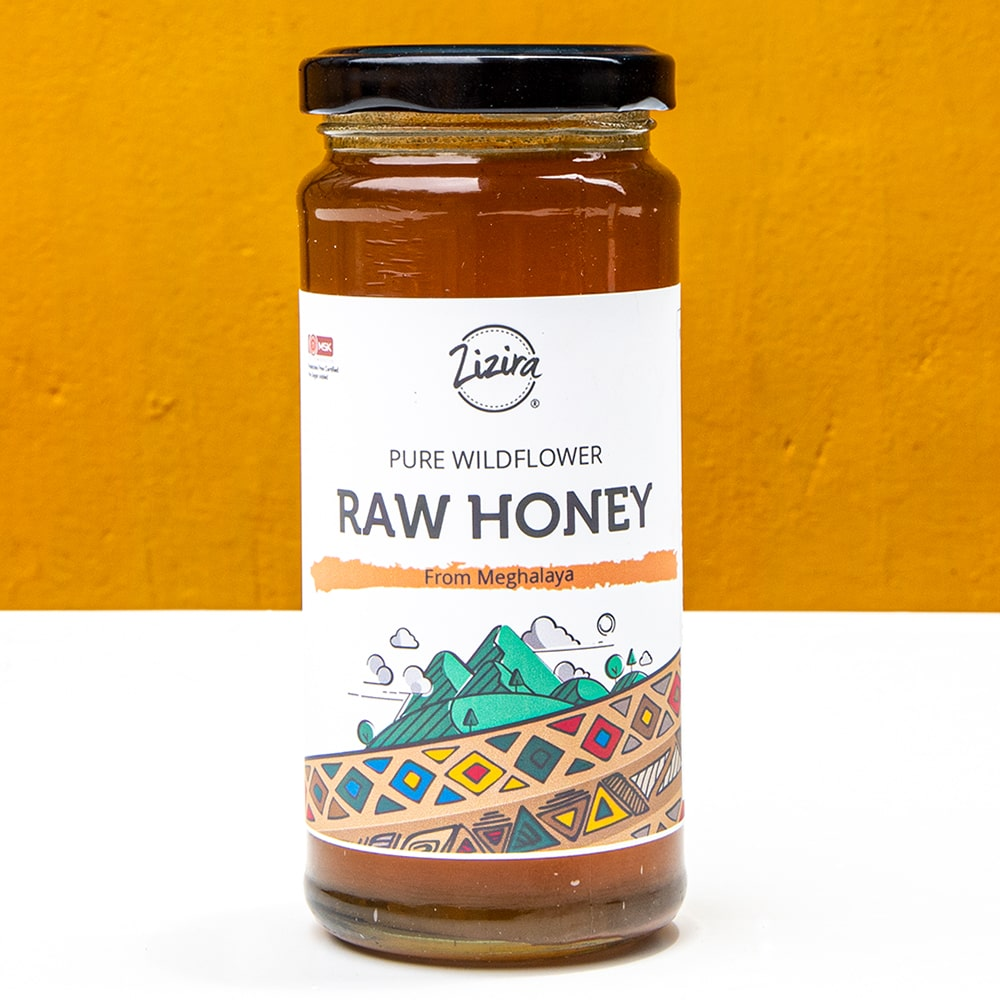 Wildflower honey 300g