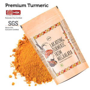 High Curcumin Lakadong Turmeric Powder 250g