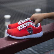 Peppered Wolfpack Running Shoe