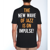 New Wave T-Shirt - Black