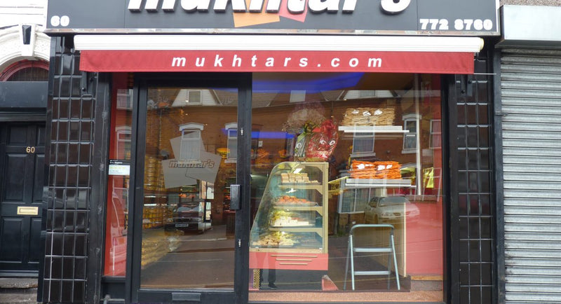Mukhtar's Sweets