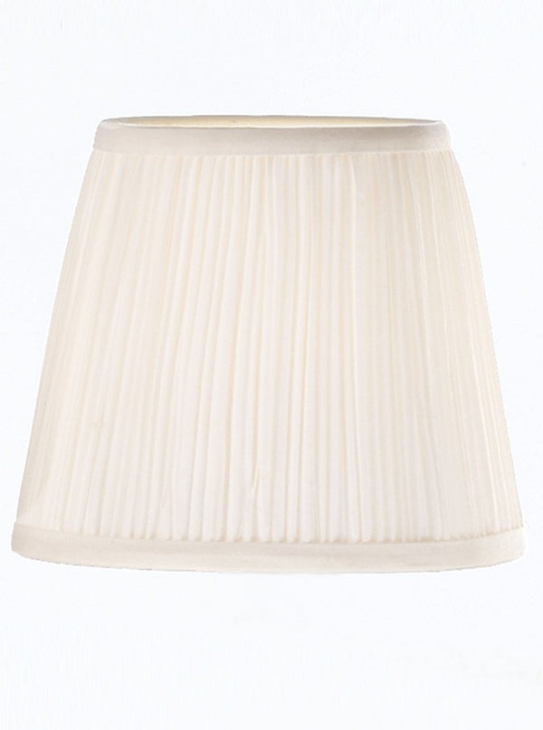 Franklite 1129 White Pleat Candle Shade - SND Electrical Ltd