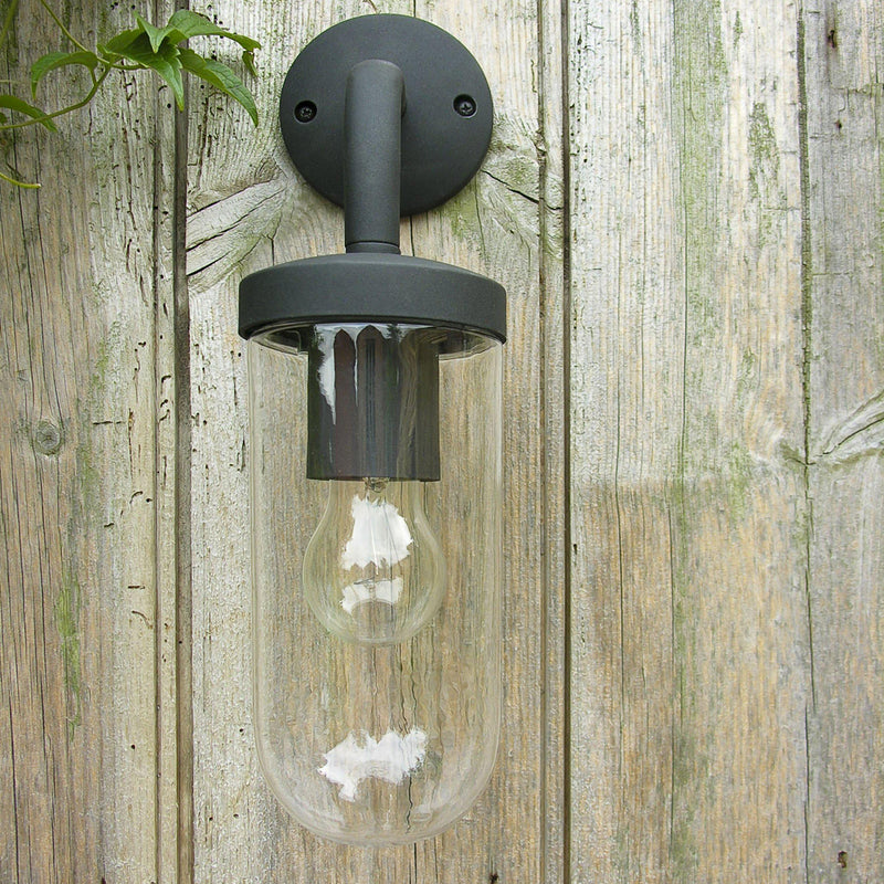 1193004 Tressino Outdoor Wall Light Black