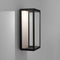 1199001 Puzzle LED Outdoor Wall Light Black