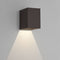 1298004 Oslo 100 LED Outdoor Wall Light Black