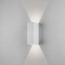 1298009 Oslo 255 LED Outdoor Wall Light White