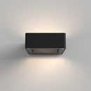 1357004 Napier LED Outdoor Wall Light Black