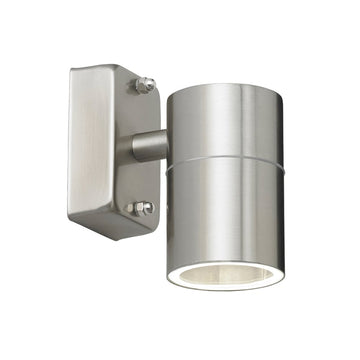 Endon EL-40094 Canon Stainless Steel Outdoor Wall Light