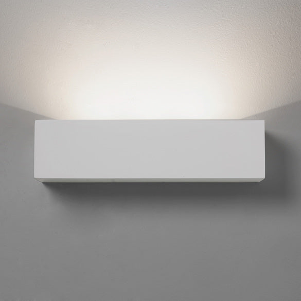 1187015 Parma 250 LED Plaster Wall Light