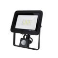 SND Electrical FLSMD20W/PIRO/6K/B -3 20w Floodlight 6500k Black (PIR)