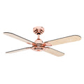 "MiniSun 24349 Magnum Copper / Black 42"" Celling Fan With Remote Control"