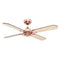 "MiniSun 24349 Magnum Copper / Black 42"" Celling Fan With Remote Control - SND Electrical Ltd"