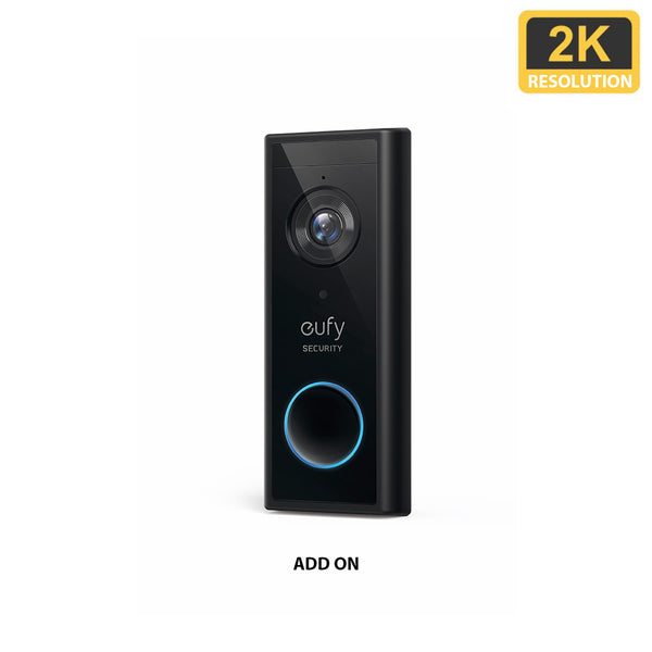 Eufy Video Doorbell 2K (Battery-Powered) Add-on