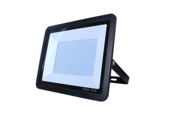 SND Electrical FLSMD300W/6K/B -1 300w Floodlight 6500k Black (Non PIR)