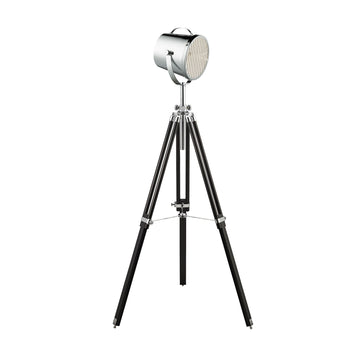 Searchlight 3013 Stage Light Black Floor Lamp