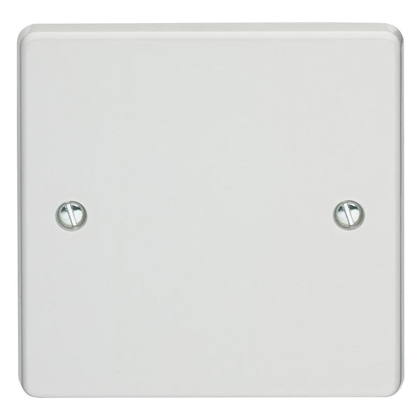 Crabtree Capital 4001 1 Gang Blank Plate - SND Electrical Ltd