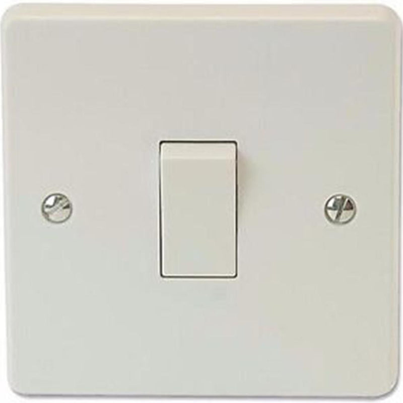 Crabtree Capital 4175 10Ax 1 Gang Intermediate Switch - SND Electrical Ltd