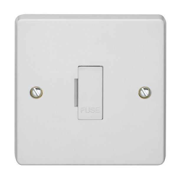 Crabtree Capital 4828 13A Unswitched Fused Connection Unit - SND Electrical Ltd