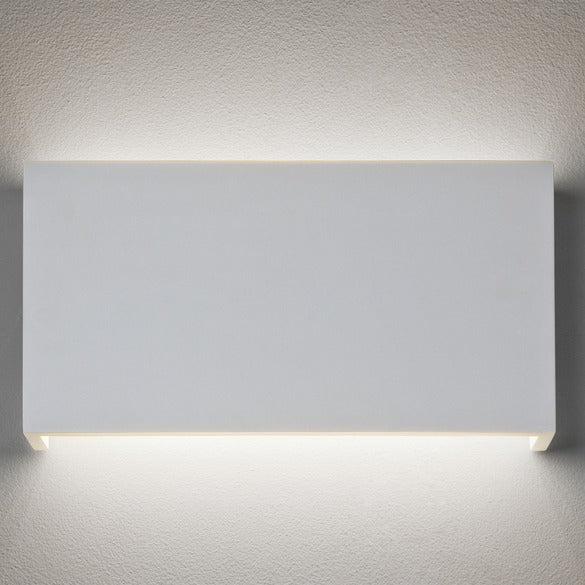 1325001 Rio 325 LED Plaster Wall Light