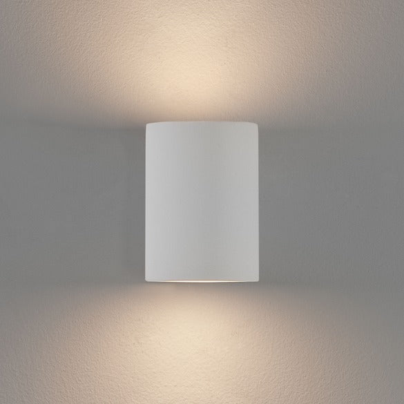1172001 Pero Plaster Wall Light