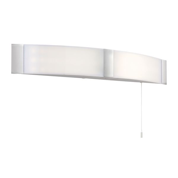 Endon 70443 Onan Shaver White Bathroom Wall Light - SND Electrical Ltd
