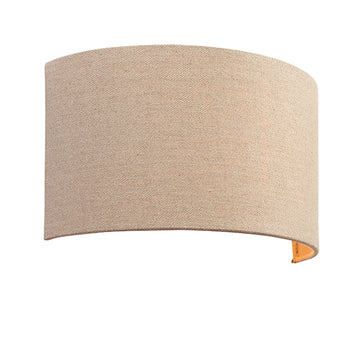 Endon 70335 Obi Cotton Indoor Wall Light