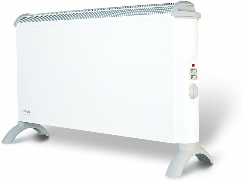 Dimplex 3078 3kw Convector Heater 2 Heat Settings Thermostat