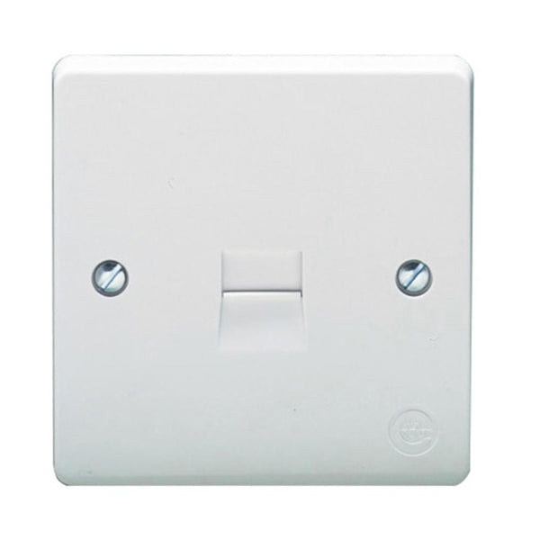 Crabtree Capital 7284 Telephone Secondary Socket - SND Electrical Ltd