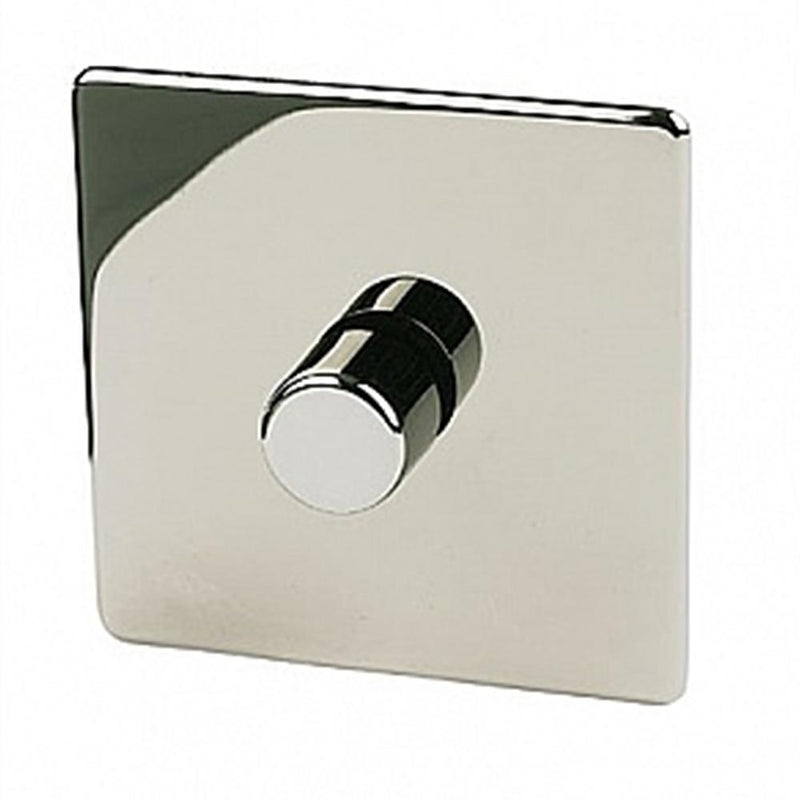 Crabtree Platinum 7400-D1-BKN 1 Gang Dimmer Black Nickel - SND Electrical Ltd