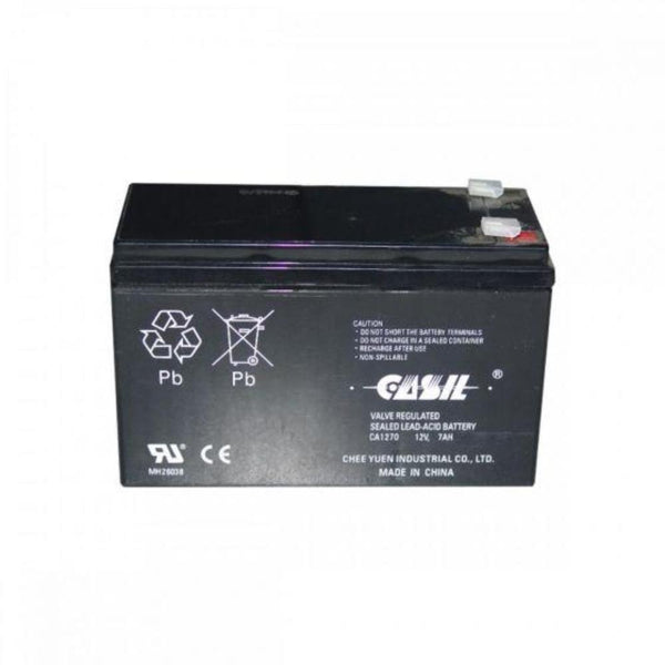 SND Electrical 7BAT 7.0 ah Battery Back Up - SND Electrical Ltd