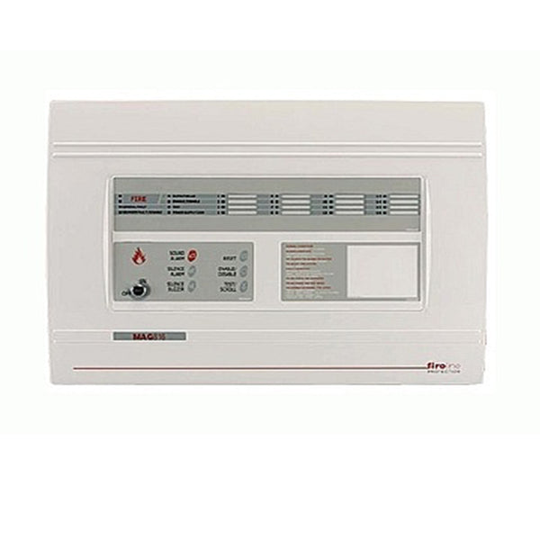 ESP Fireline mag4p Mag 4 Zone Fire Alarm Control Panel - SND Electrical Ltd