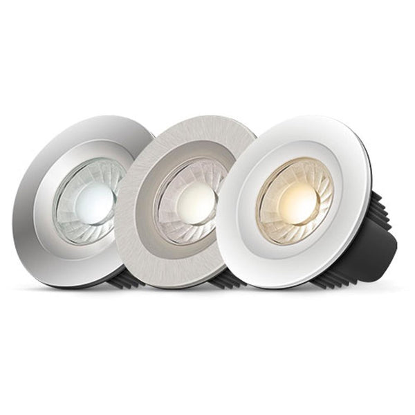 Crompton Spectrum Orion 10475 Tuneable White Downlight with Bluetooth App Control