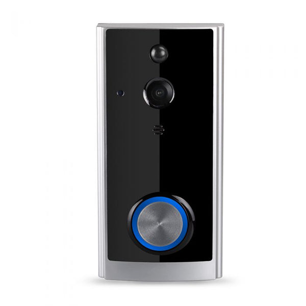 V-Tac VT-5412 Smart Video Doorbell - Black