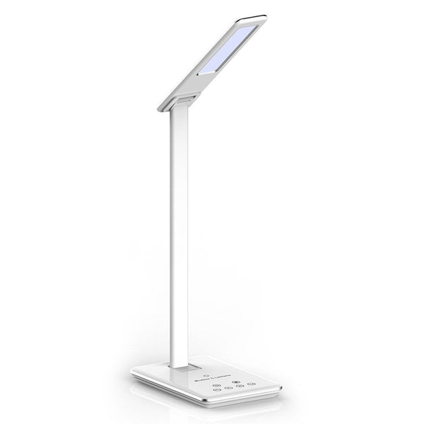 VT-7405 5W LED TABLE LAMP WITH WIRELESS CHARGER 2700K-6500K