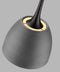 SND102 Aston Single Pendant Cement